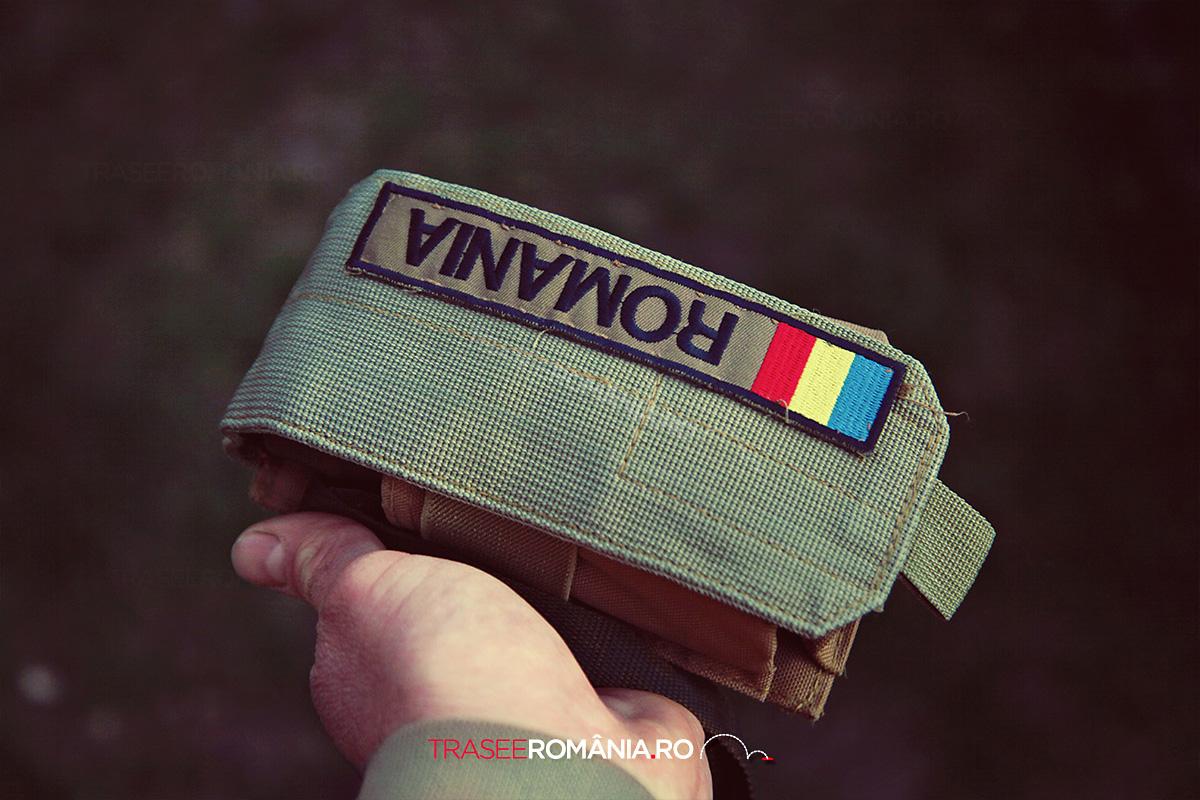 POUCH INCARCATOR BINOCLU ROMANIA EDC