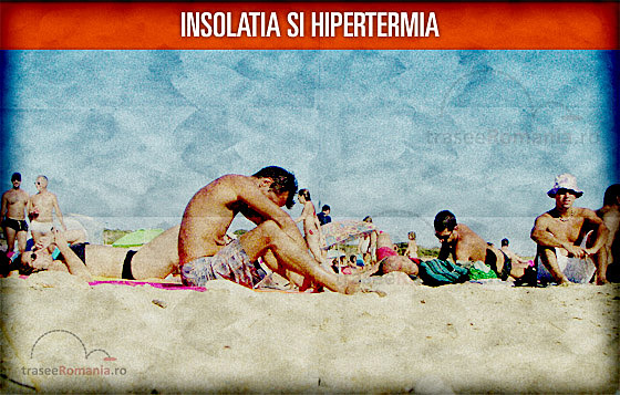 insolatia si hipertermia