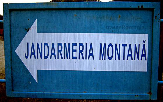 sfaturi de calatorie din partea jandarmeriei montane