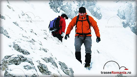 Caderile celor mai multe accidente petrecute in munti