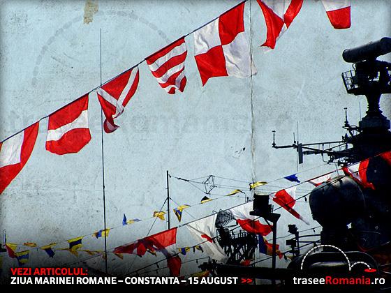 Ziua Marinei Romane Constanta 15 august