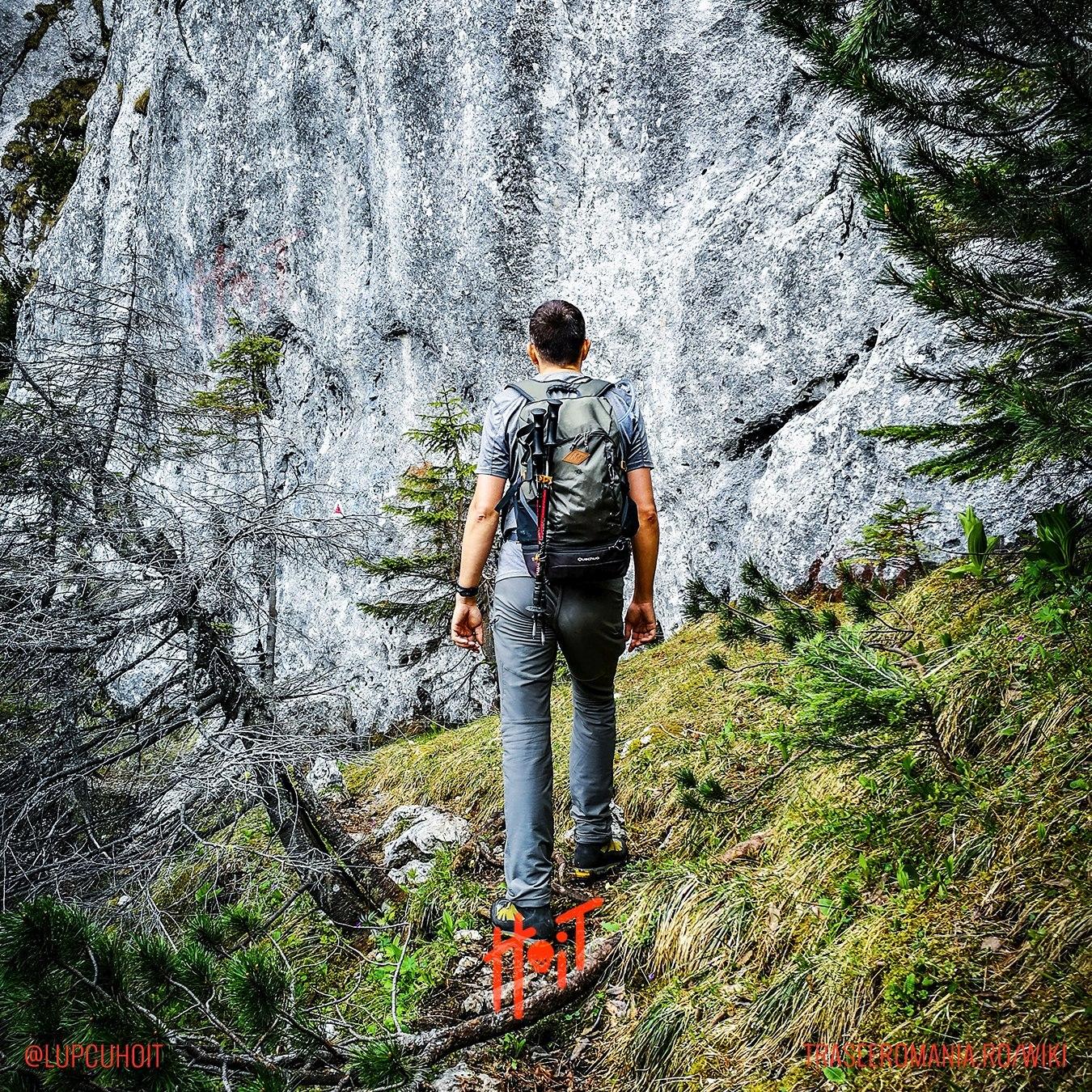 Cum sa nu te imbraci in turele de drumetie pe munte