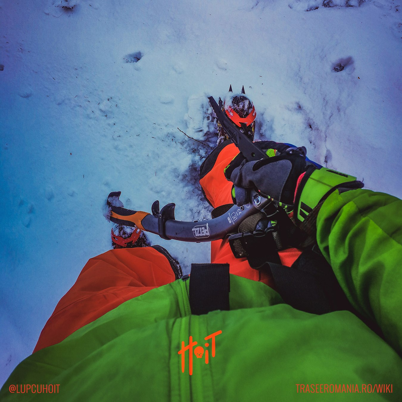 Echipament alpinism de iarna
