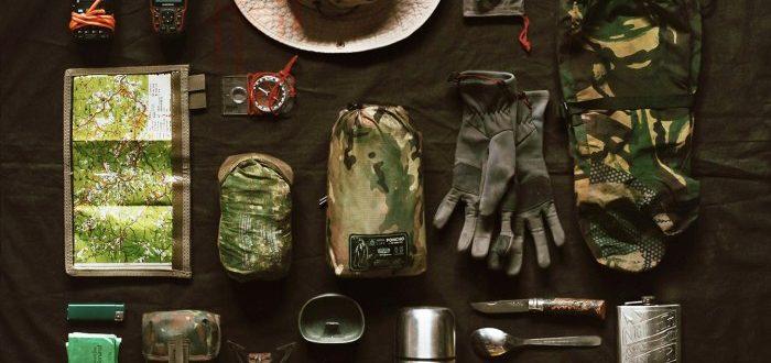 Idei de Echipament pentru excursii in natura