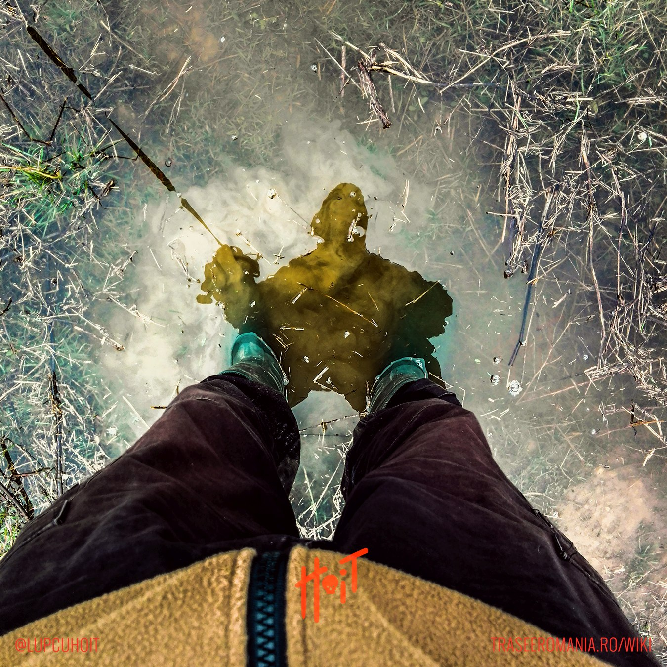 Poarta Cizme de cauciuc si pastreaza-ti picioarele uscate