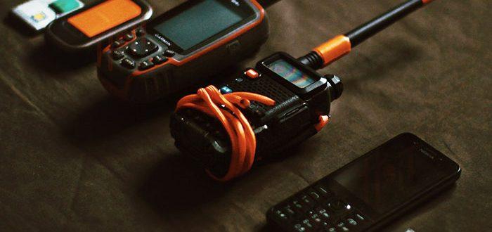 Alternative la folosirea telefonului mobil - statii radio pmr