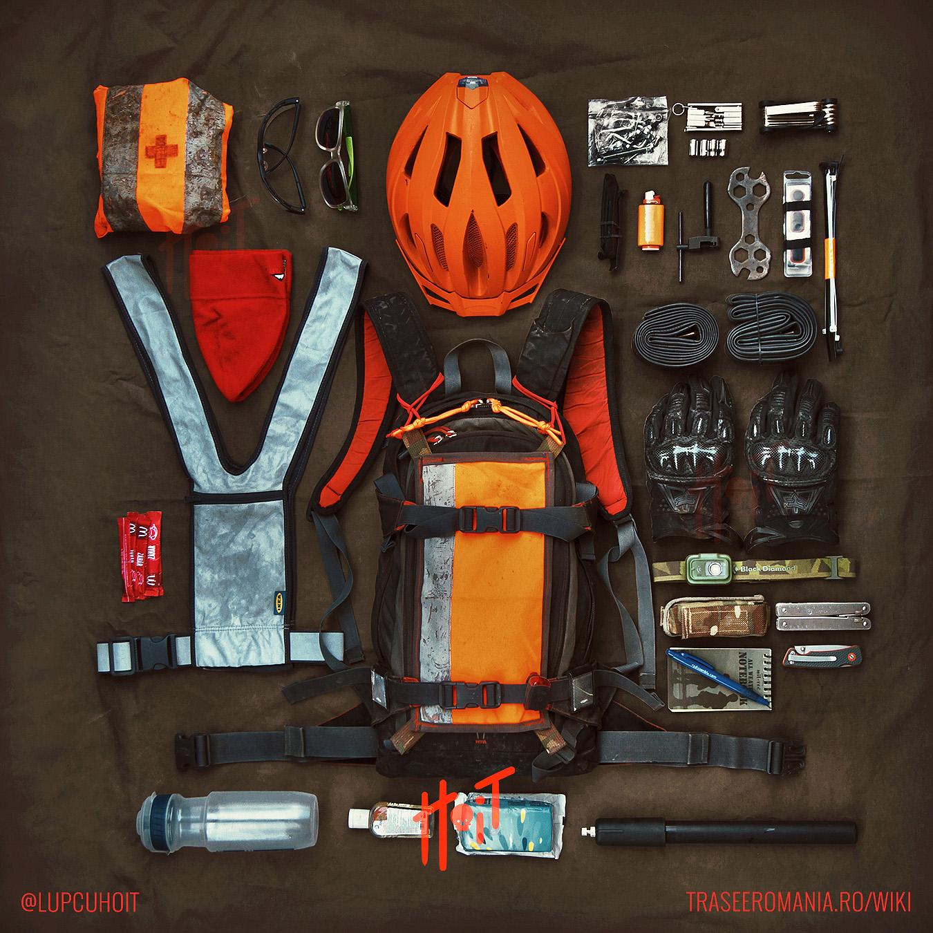 Echimapent bicicleta pentru ture montane, enduro sau cross country